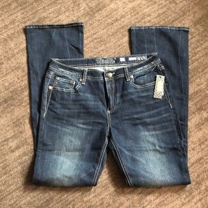 NWT Miss Me bootcut jeans - Size 31